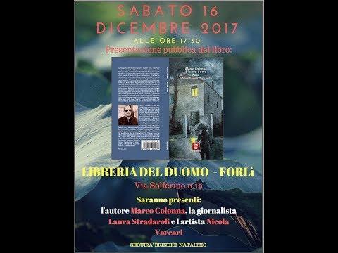 """Presentazione libro di poesie: """"Siamo-Sono"""" , di Marco Colonna"""