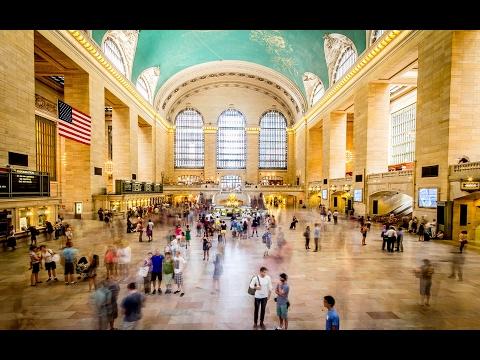 Hoy estamos en Grand Central Terminal, NY
