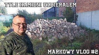 Mój Tata Nagrał Sam Odcinek ☆ Markowy Vlog [#2] ☆ Zbieranie kamieni z Bartoszkiem