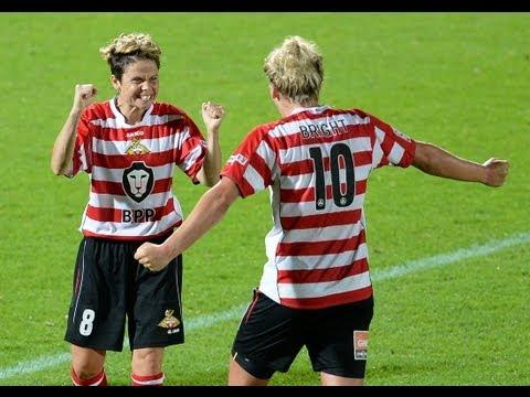 Doncaster Belles v Lincoln Ladies 1-0, FAWSL Goals & Highlights