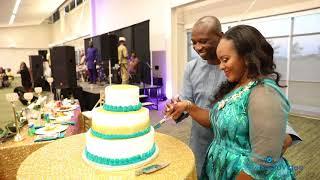 Aima & Bode | 10th Wedding Anniversary and 40th Birthday Celebrations