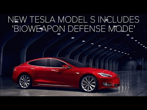 The 2017 Tesla Model S gets a redesign (CNET News)