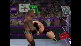 WWE 2K16 PS2 - Finishers And Signatures Moves