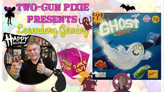 Tabletop Takeout 033 - Halloween For Kids: Ghost Blitz by 999 Games