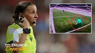 El escándalo del VAR que nadie entiende en el Liverpool-Chelsea | Telemundo Deportes