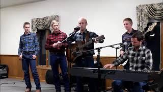 the royer brothers quartet at salem cabin
