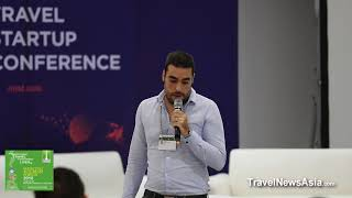 Baolau - Alberto Moreno, CEO and Founder at Mekong Tourism Forum 2018