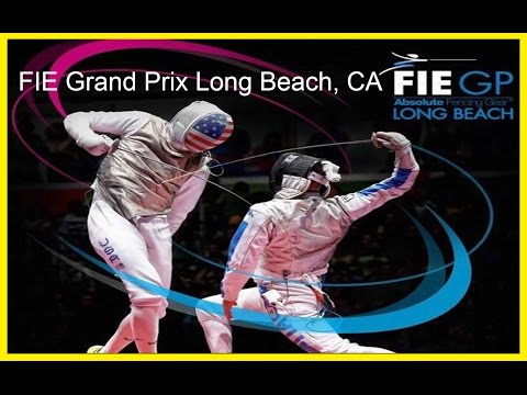 2017 Absolute Fencing Gear FIE Grand Prix Long Beach - Final