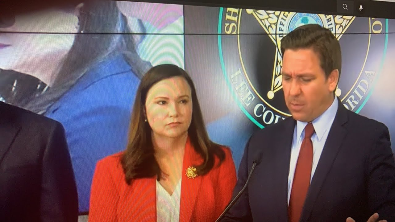 Florida Governor Ron DeSantis ORDERS DC Forces OUT of Florida!