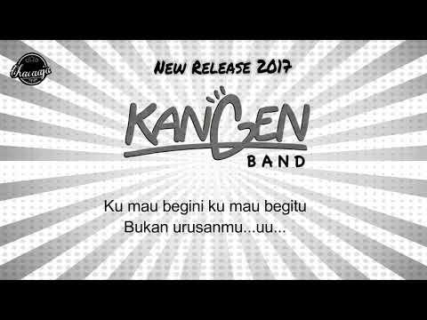 Kangen Band - Bodoh Ah Terserah ( Lyrics )