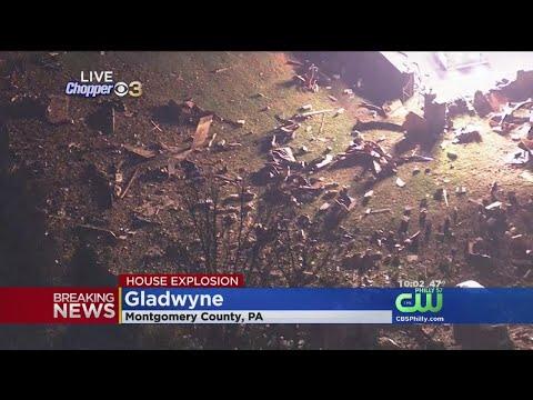 Police Investigating Gladwyne House Explosion