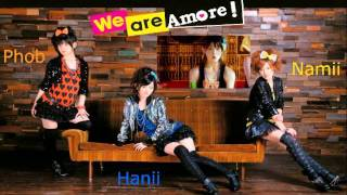 Hello Everyone!! This is Amore!'s first release in Love! Project! Y...