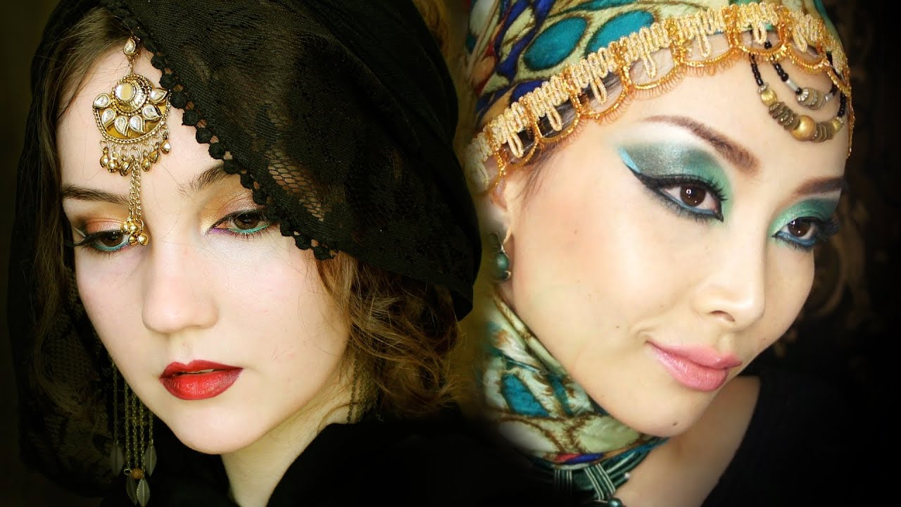 Arabic Makeup Look - Collaboration with KlairedelysArt ...