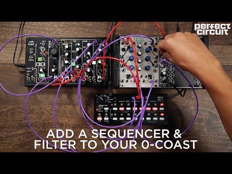 0-Coast Semi-Modular Synthesizer Expansion