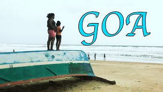 Gorgeous Goa Part 1- Ilisha's Fun Filled Goa Beach Vlog