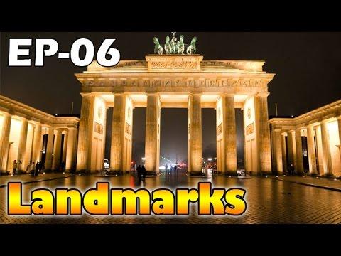 The Brandenburg Gate | Landmarks | Episode 06 | Travel And Leisure