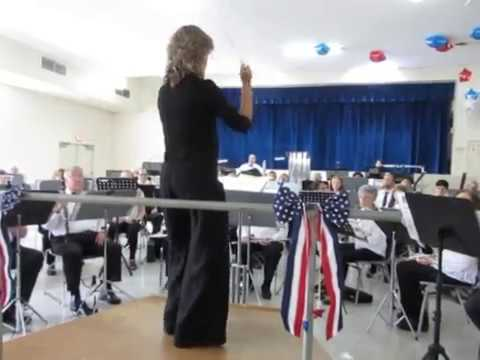 Gold Coast Band: A Patriotic Tribute to America, May 20, 2018
