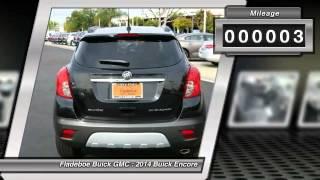 2014 Buick Encore Irvine Orange County BU0796