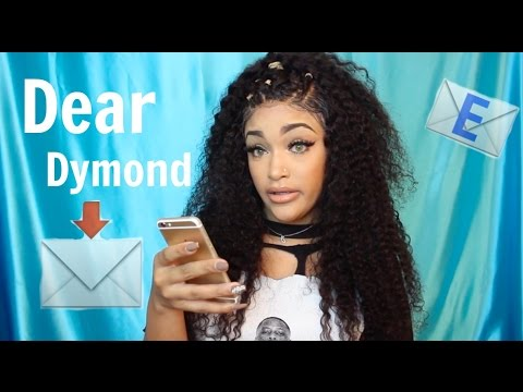 Dear Dymond: My boyfriend's mom doesnt like me !!