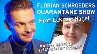 Die Corona-Quarantäne-Show vom 08.04.2020 mit Florian & Eckhard