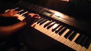 Devon ke dev Mahadev (karpur gauram karunavtaram) Theme song piano
