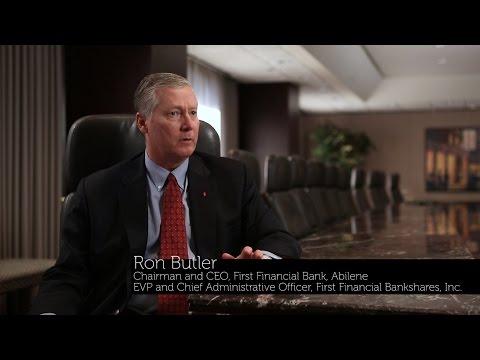 Ron Butler of First Financial Bank: Financial Exploitation Prevention