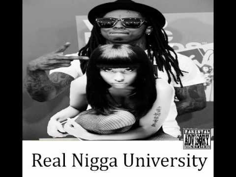 Nicki Minaj_ft. Lil Wayne_Real Nigga University