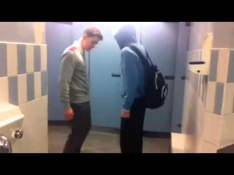 Toilet Harlem shake