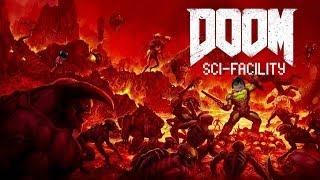 Roblox | Teste do mapa de,-Doom Sci-Facility (Revamping?) Louco