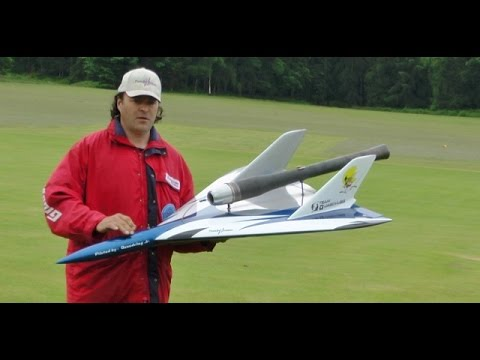 SUPER FAST & SUPER LOUD RC PULSE JETS - HANS FROM HOLLAND AT WESTON PARK