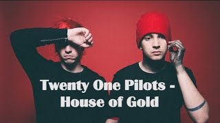 Twenty One Pilots - House of Gold. Ukulele Karaoke