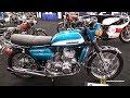 1972 Suzuki GT 750 Water Buffalo Vintage Bike - Walkaround - 2018 AIMExpo Las Vegas