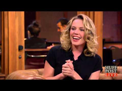 Agnes Bruckner Discusses Anna Nicole Smith  HPL