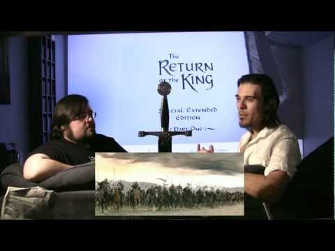The Lord of the Rings: The Return of the King extended edition review part 2 of 2