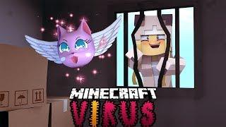 WIR MÜSSEN SIE AUS DEM GEFÄNGNIS BEFREIEN! ✿ Minecraft VIRUS #04 [Deutsch/HD]