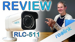 ReoLink RLC-511 Security Camera Detailed Review (giveaway closed)