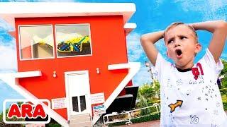 فلاد ونيكيتا مسرح جديد للأطفال
