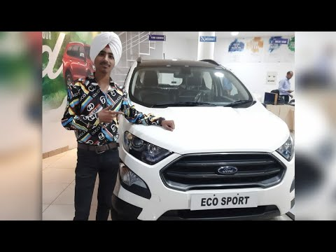 All New Ford Eco Sport -sports varient,all review