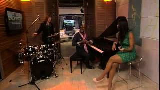 Brand New heavies Live on Expresso (3.4.2013)