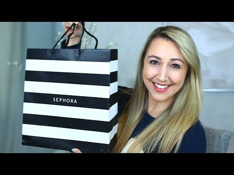 SEPHORA HAUL! What's New At Sephora & Repurchased Favorites *March 2020* from YouTube · Duration:  11 minutes 18 seconds