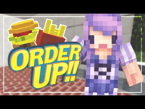 Minecraft: Order Up | EXPLODING BURGERS thumbnail