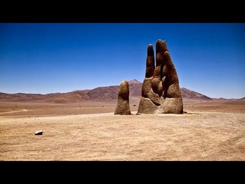 10 Weirdest Places on Earth That Are Out Of This World!