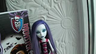 Видео - обзор на Спектра Вондергейст - Она Живая ( 3 кукла в моей коллекции)