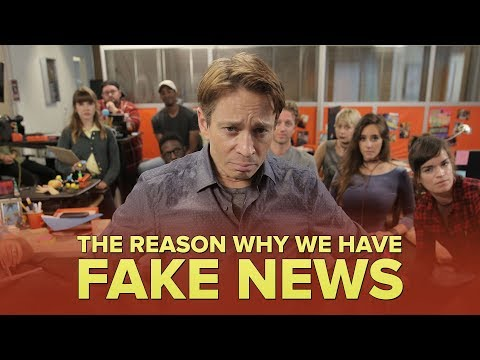 The Reason Why We Have Fake News with Chris Kattan