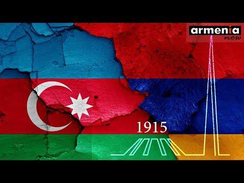 Азербайджан в 1980 г. признал Геноцид армян. И это не шутка!
