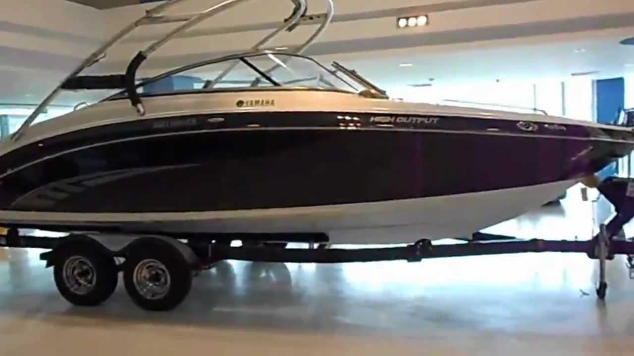 yamaha 242 limited s 2012 pattaya for sale at watchara On yamaha limited 242 s for sale