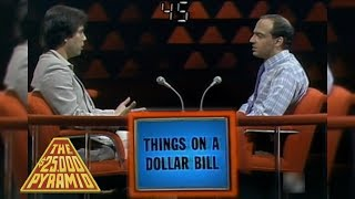 $25,000 Pyramid - Details are Key (July 26, 1983)