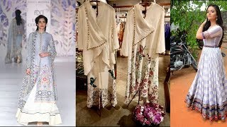 New stylish party wear gown design ideas/beautiful dresses collection for wedding