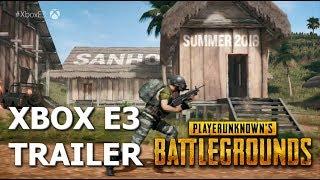 PlayerUnknown's Battlegrounds Xbox E3 Trailer