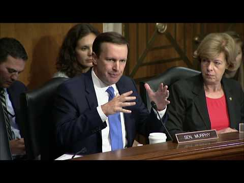 """Murphy Criticizes Trump Administration For """"Uncertainty"""" In Connecticut Health Care Exchange"""